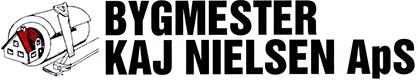 Bygmester Kaj Nielsen Logo